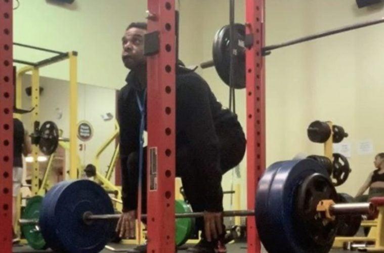 Jim Jones Workout
