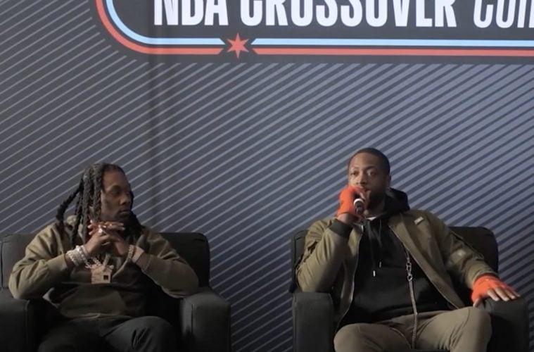 NBA 2K20 Offset Dwyane Wade Clip