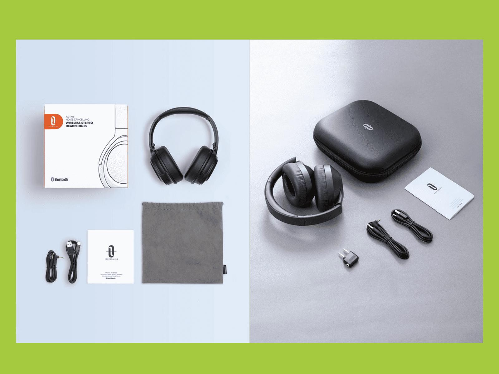 TaoTronics SoundSurge Headphones