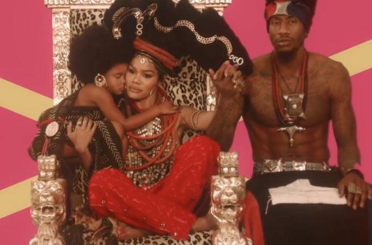 Teyana Taylor Iman Shumpert We Got Love Video