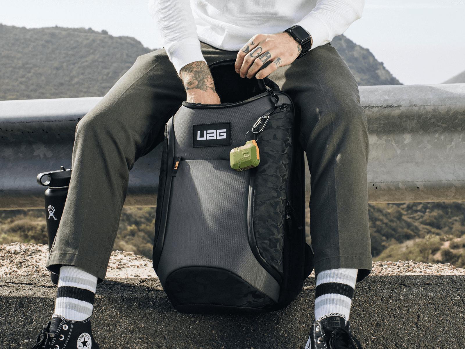 UAG Backpacks Launch