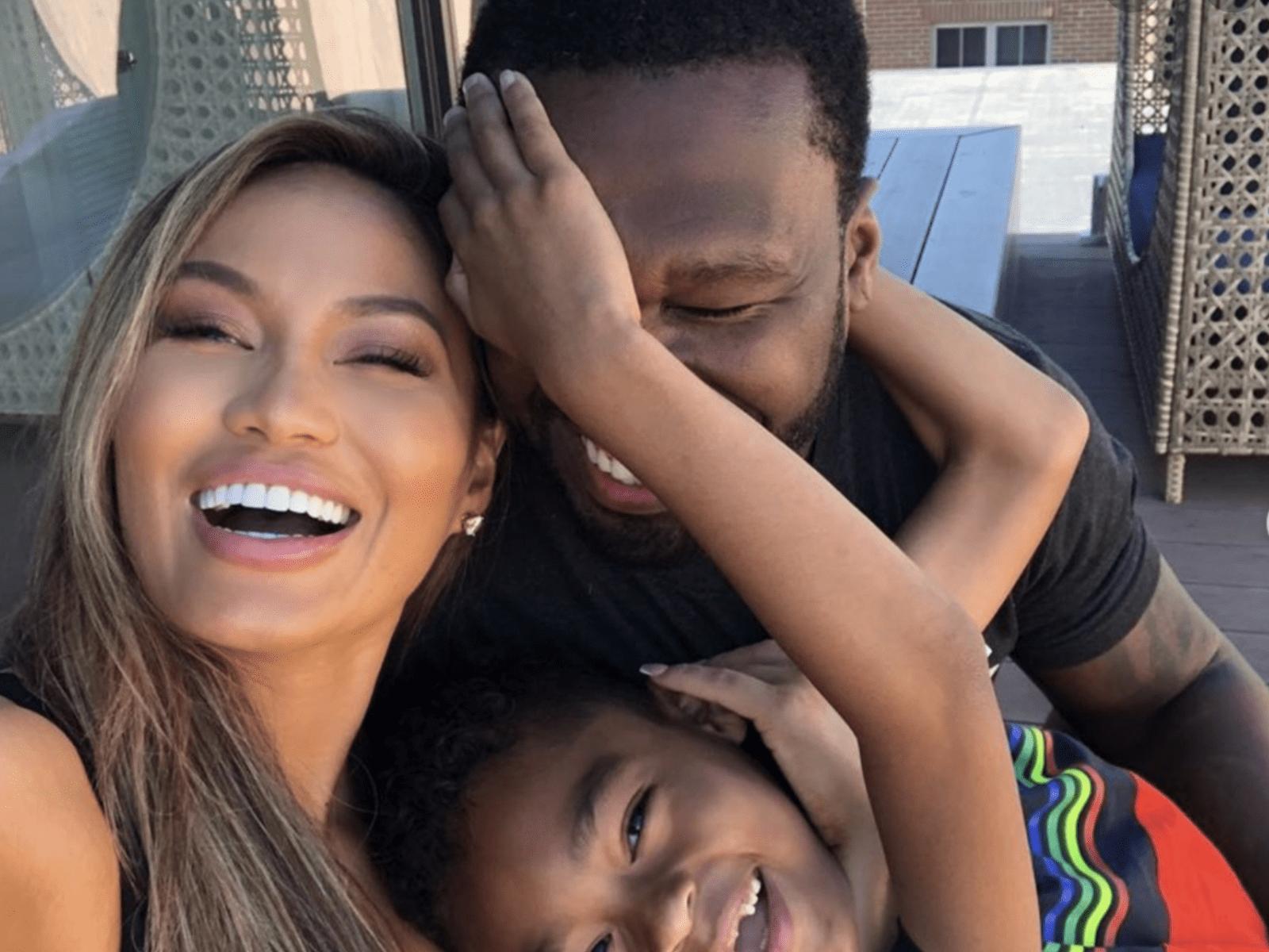 Daphne Joy 50 Cent Sire Jackson Selfie Pic