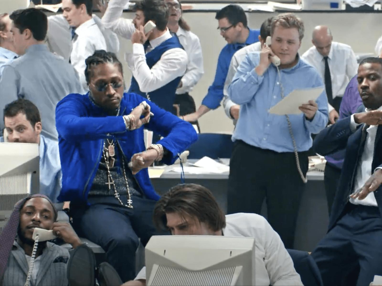 Double Your $1200 Stimulus Check: Future King's Dead Jay Rock Kendrick Lamar Video