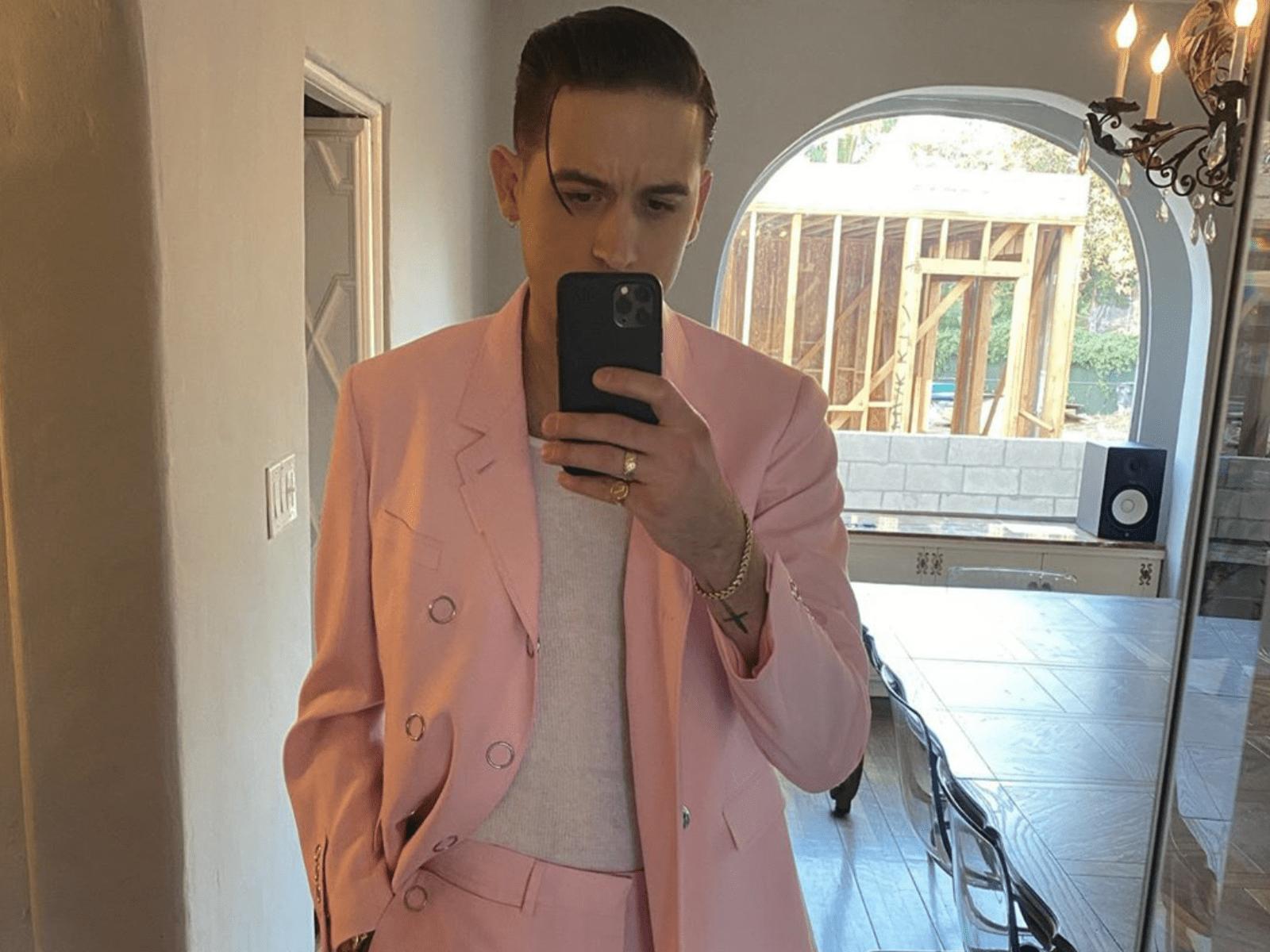 G-Eazy Selfie Fashion Drip