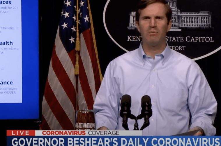 Kentucky Governor Andy Beshear Apologizes to Tupac Shakur