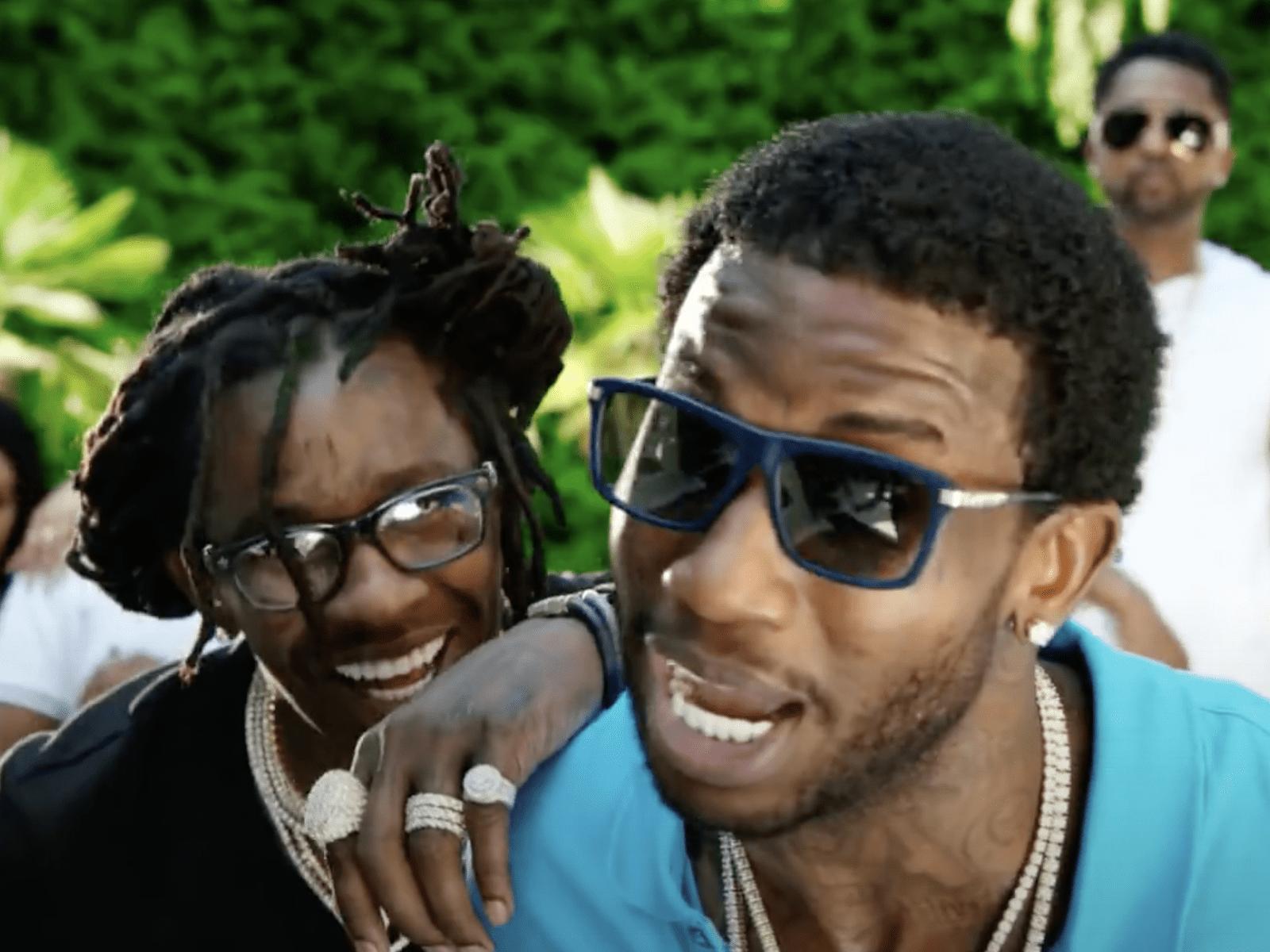 Gucci Mane Young Thug Guwop Home Music Video
