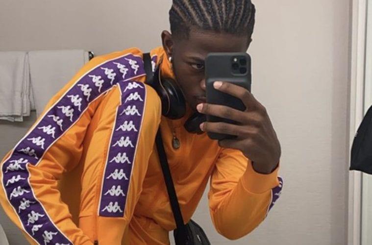 Lil Nas X Selfie In The Bathroom Pic