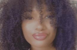 Megan Thee Stallion Wig-Less