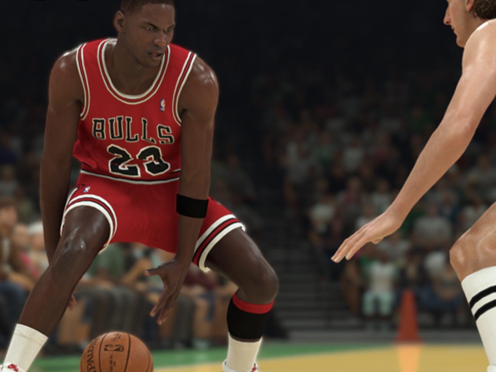 Michael Jordan NBA 2K20 Gaming