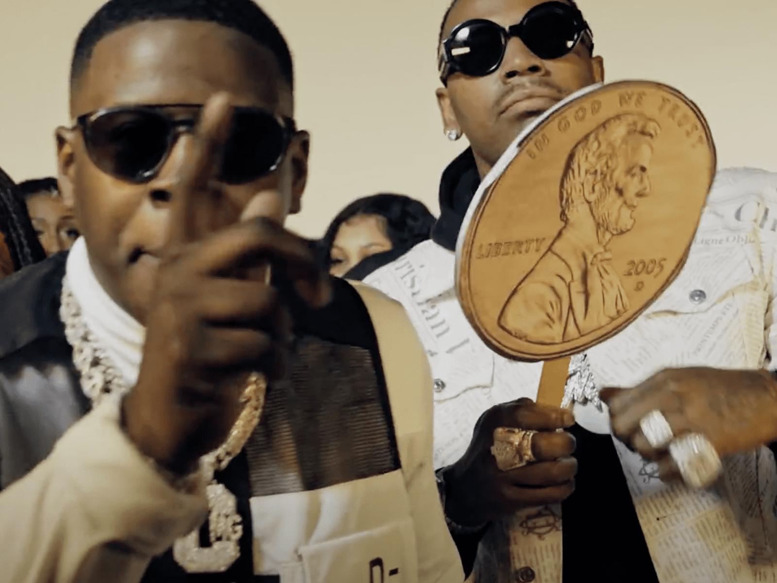 Moneybagg Yo Blac Youngsta Video 6