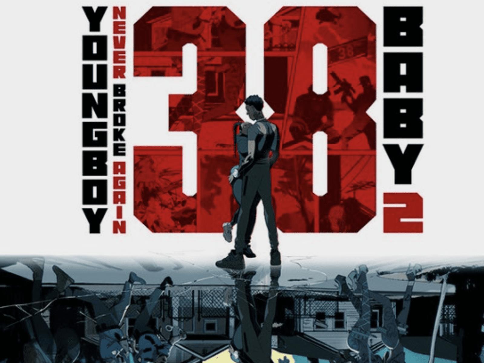 NBA YoungBoy 38 Baby 2 Album