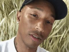 Pharrell Williams Selfie Pic 2