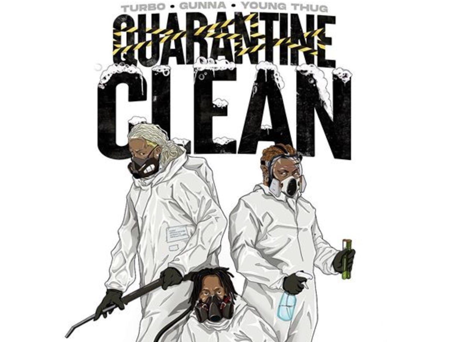 Quarantine Clean Gunna Artwork