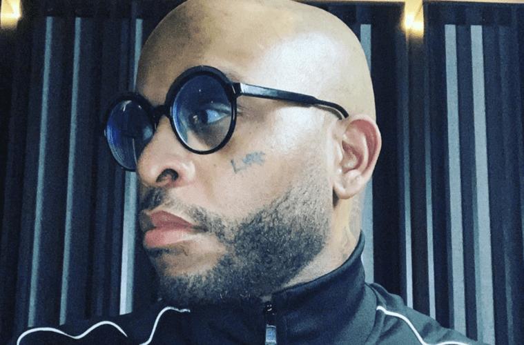 Royce Da 5'9 Selfie Moment Pic