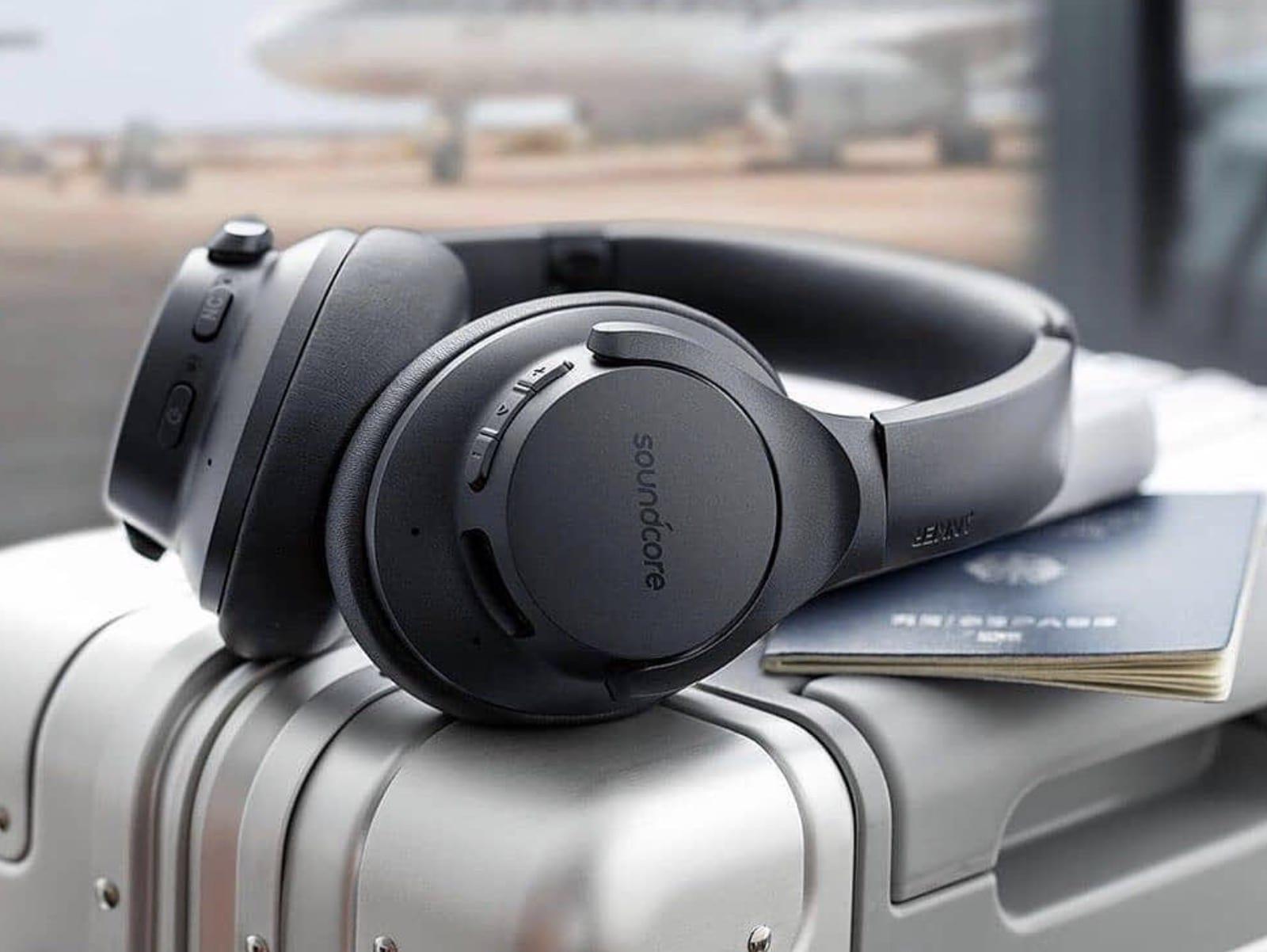 Soundcore Life Q20 Headphones