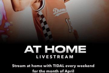 TIDAL At Home Series