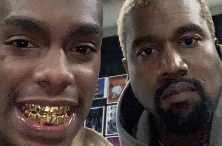 YNW Melly Selfie Kanye West