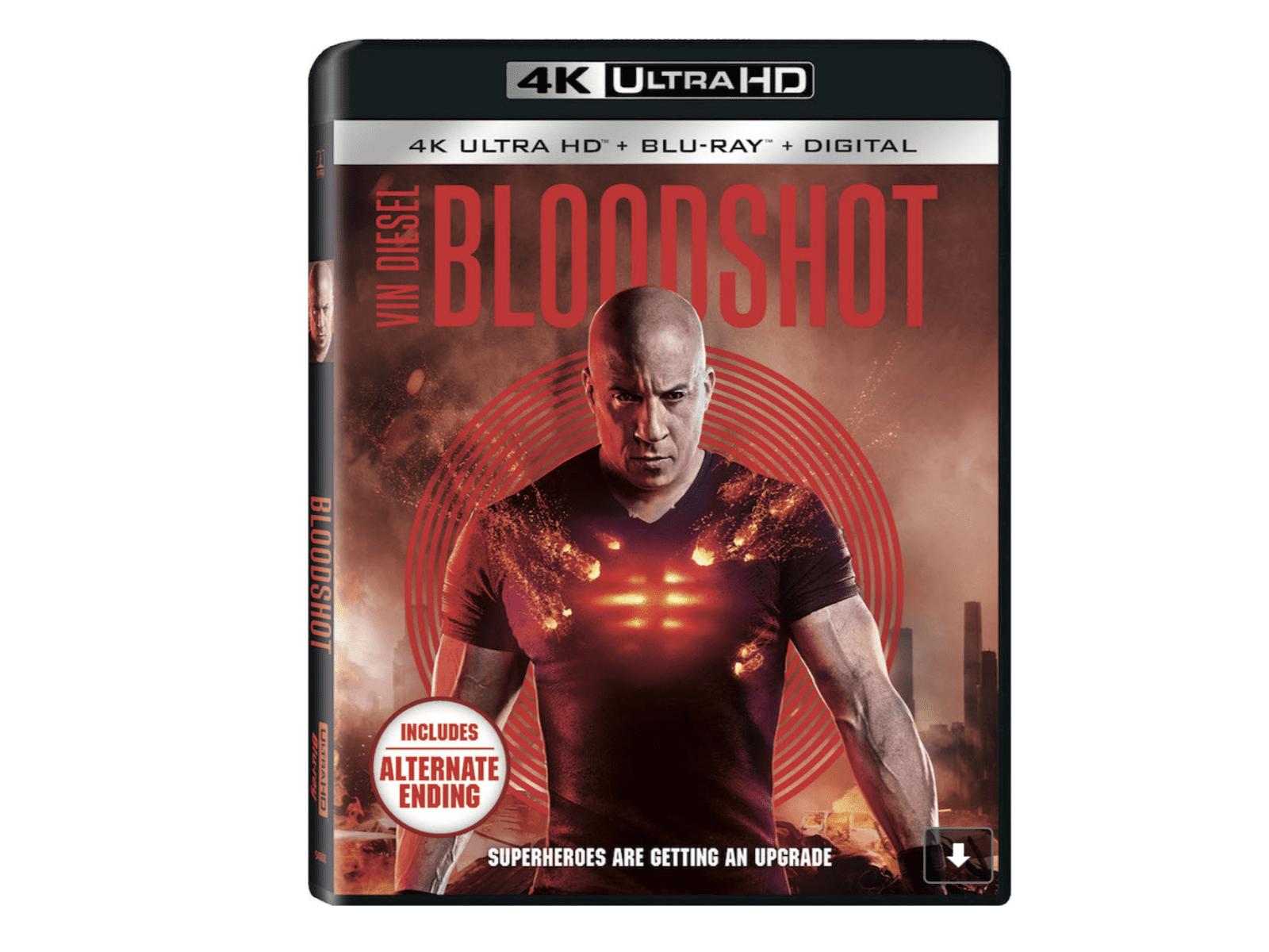 Bloodshot 4K Ultra HD