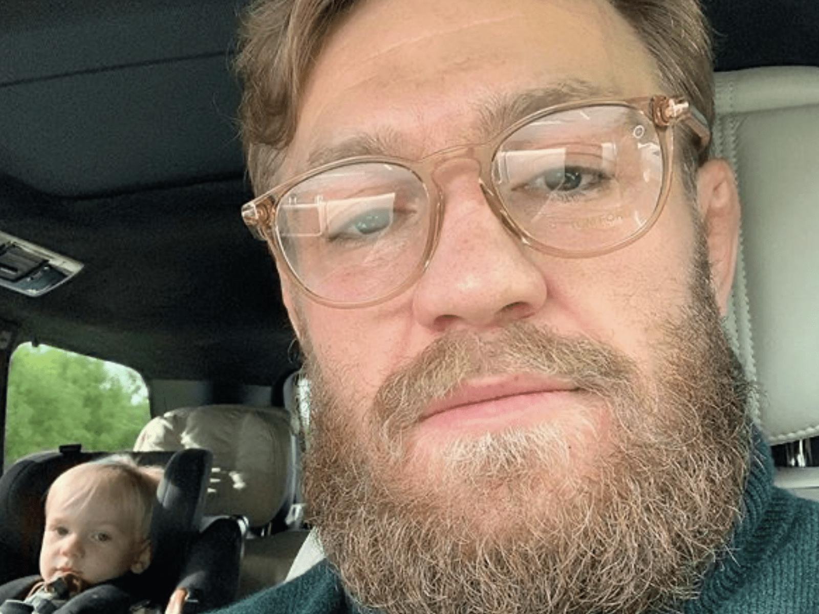 Conor McGregor Selfie Moment