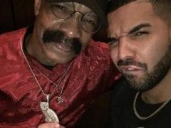 Dennis Graham Drake Selfie Together