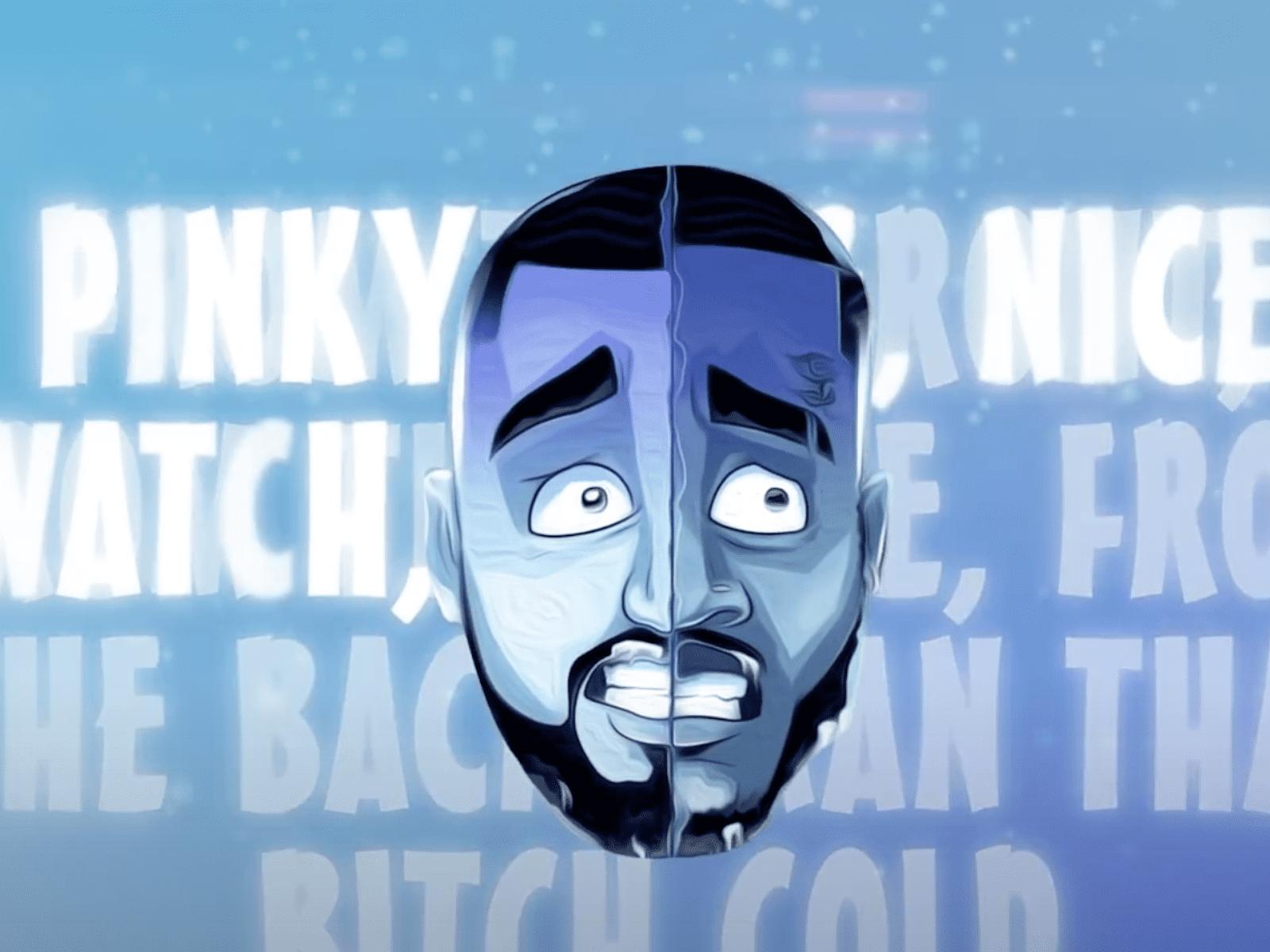French Montana Cold Lyrics Video