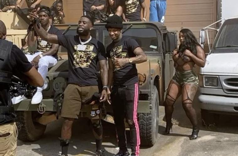 Gucci Mane 21 Savage