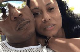 Ja Rule Wife Selfie Together