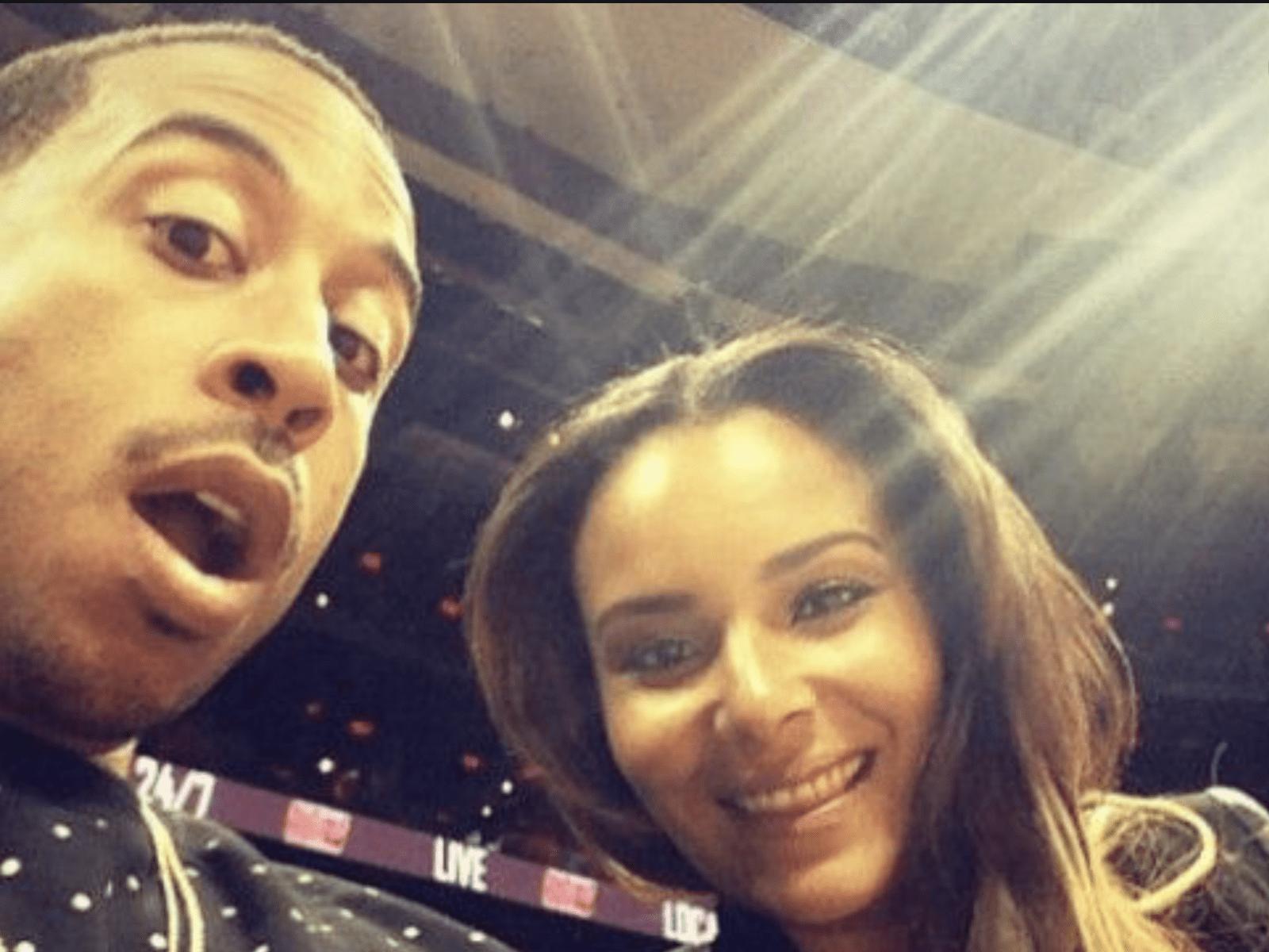 Ludacris Eudoxie Selfie