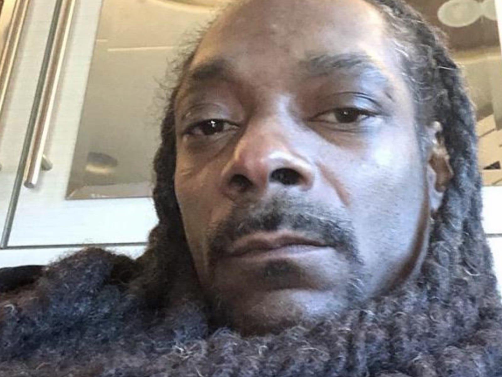 Snoop Dogg Selfie Dreads