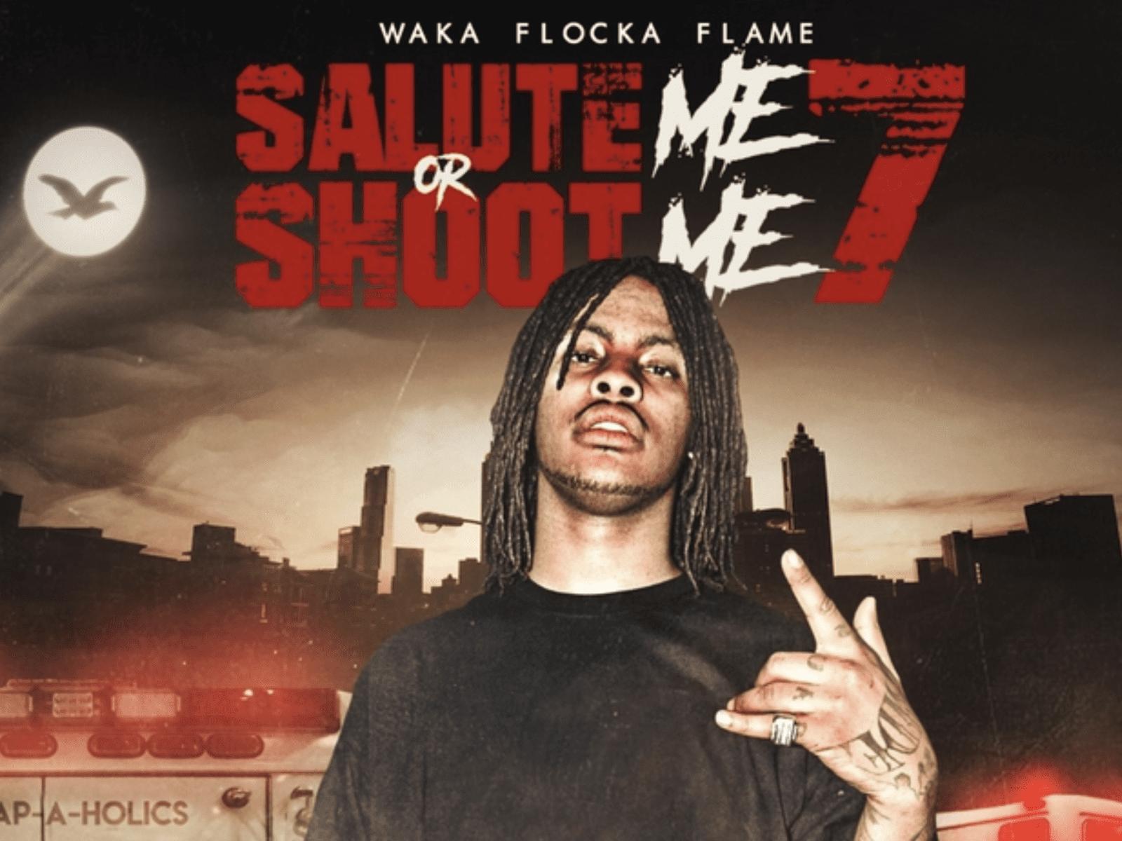 Waka Flocka Salute Me or Shoot Me 7 Mixtape