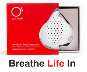 BREATH LIFE IN - O2 CURVE