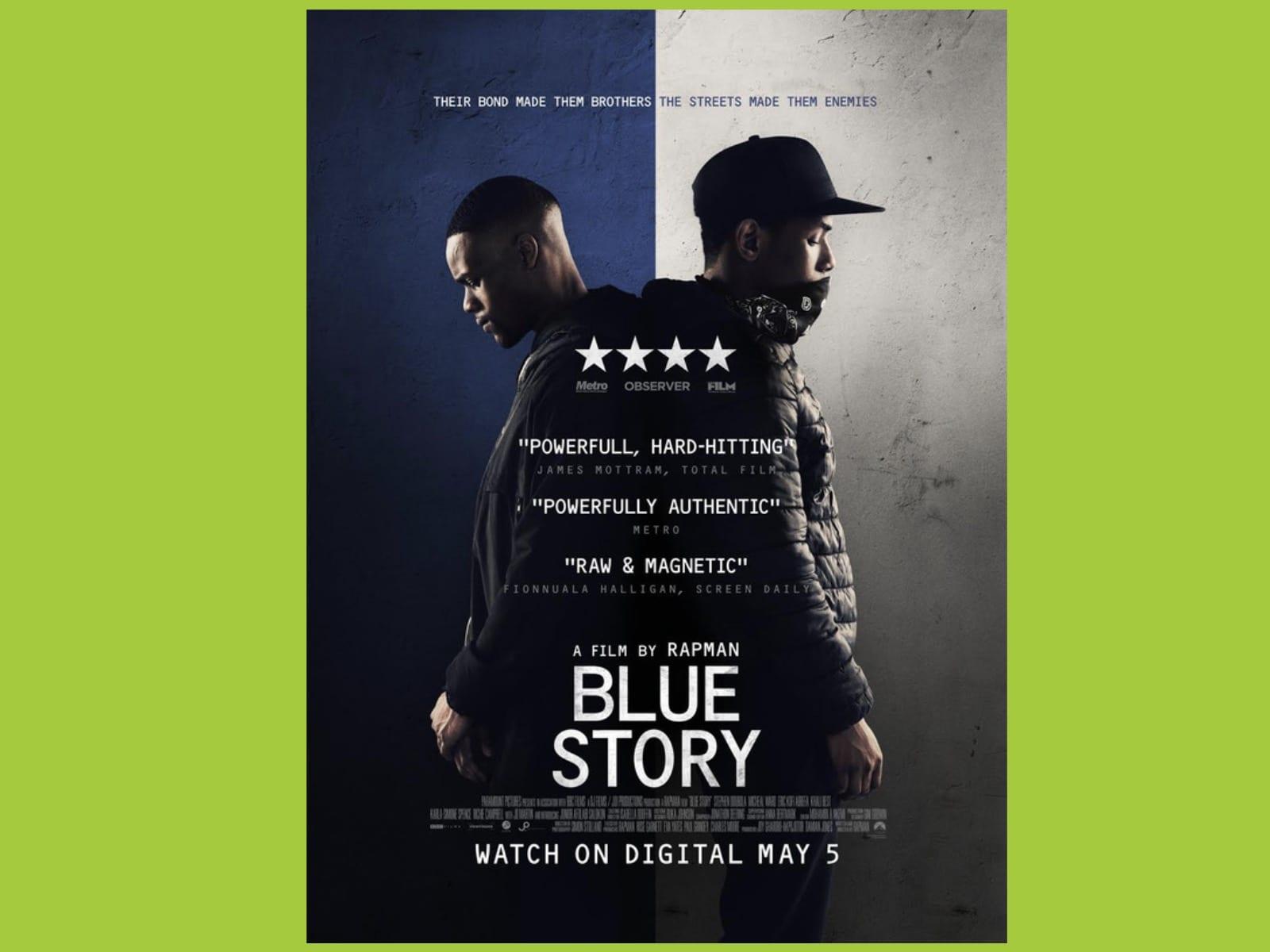Blue Story Digital HD Cover