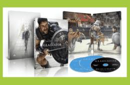 Gladiator 4K Ultra HD 20th Anniversary