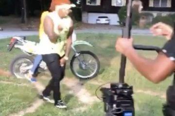Gunna Music Video Shooting Footage