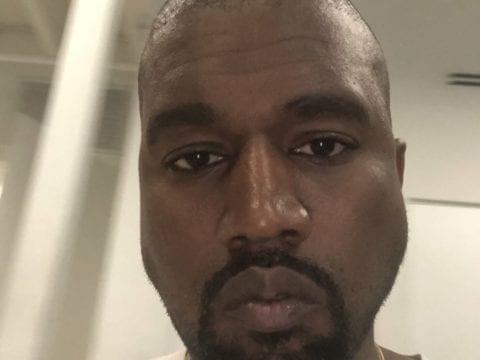 Kanye West George Floyd Support