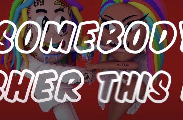 Nicki Minaj Trollz Lyrics Video