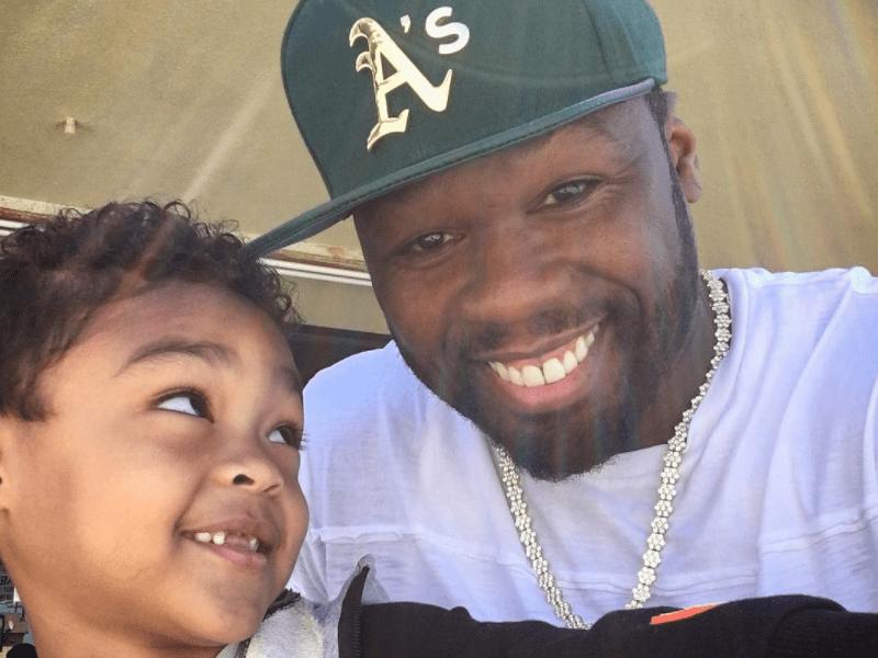 Sire Jackson 50 Cent House Chores
