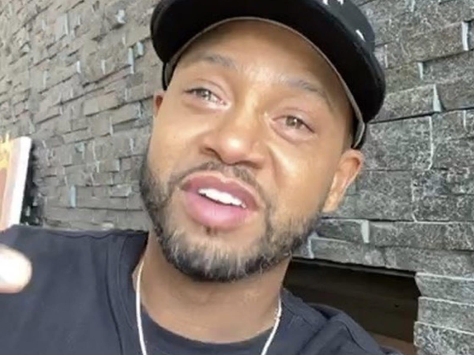 Terrence J Selfie Clip