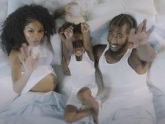 Teyana Taylor Iman Shumpert Wake Up Love Video Junie