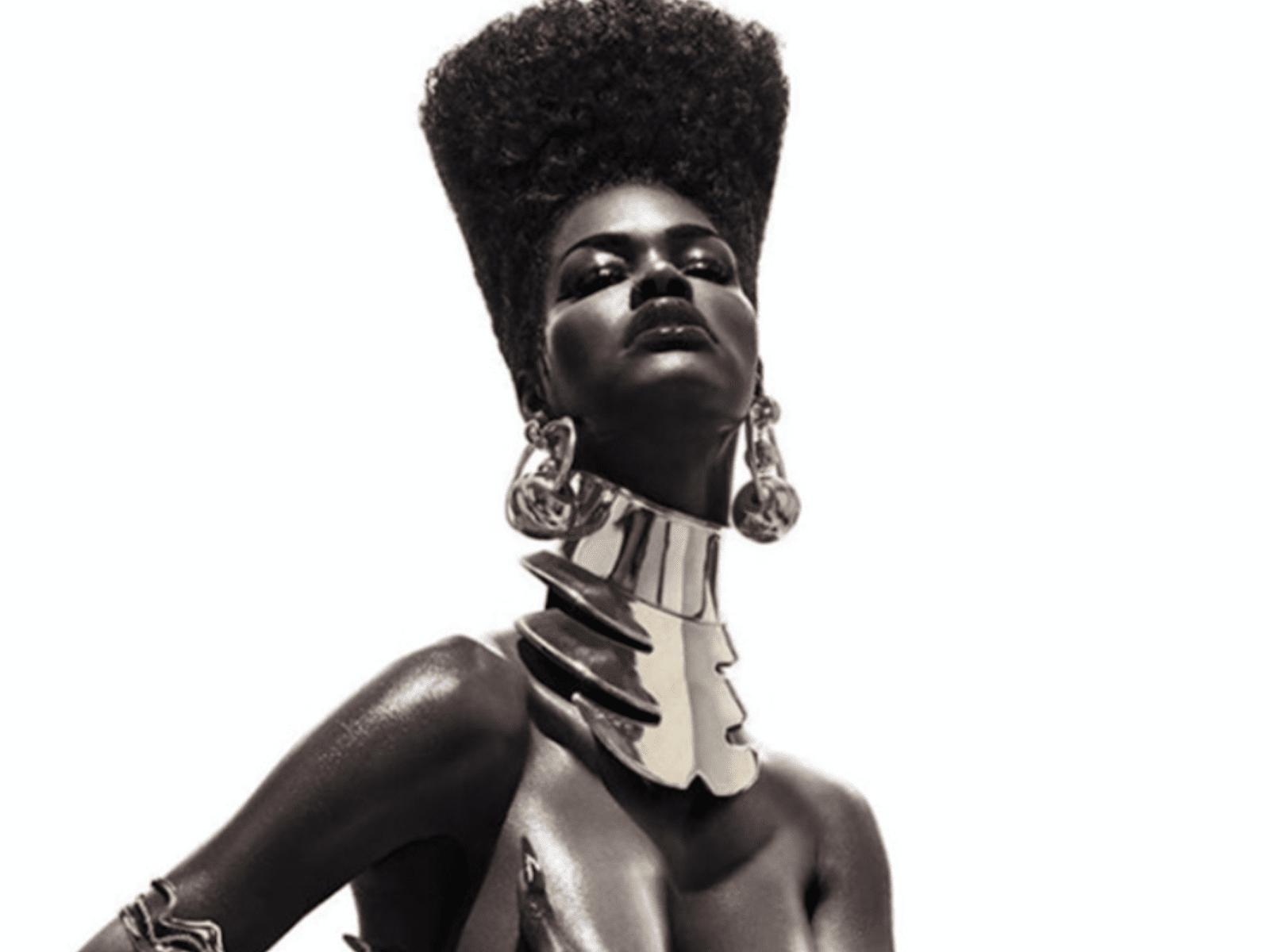 Teyana Taylor The Album Cover Art