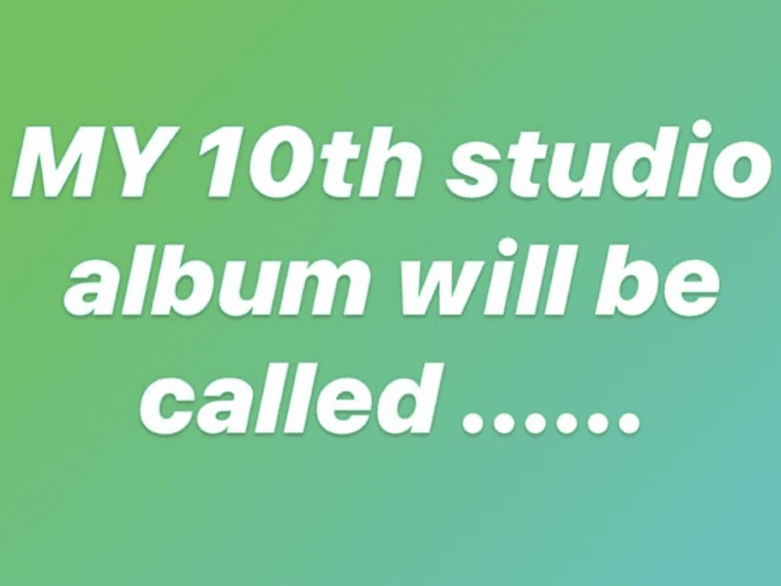 Chris Brown Breezy Album Announcement