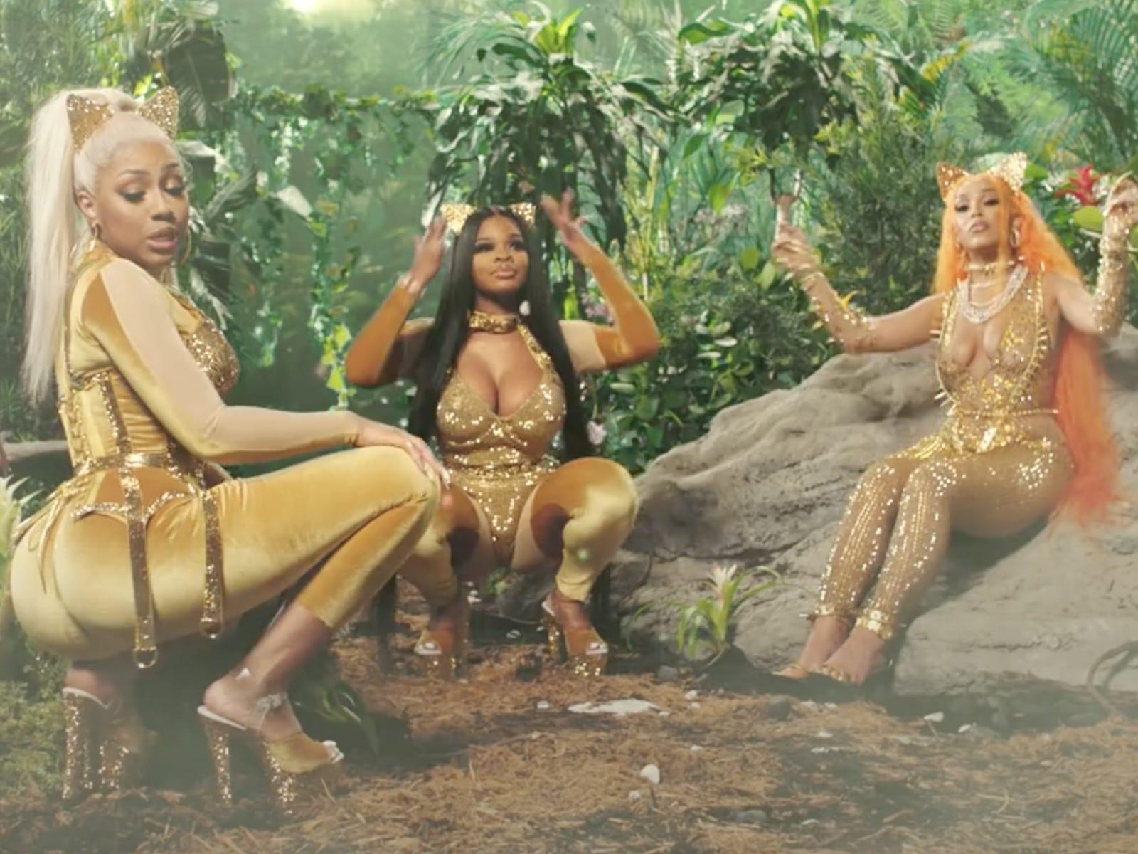Yung Miami: 5 Friendship Goals Pics Nicki Minaj Can't Ignore  SOHH.com