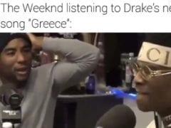 Drake Internet Memes Greece