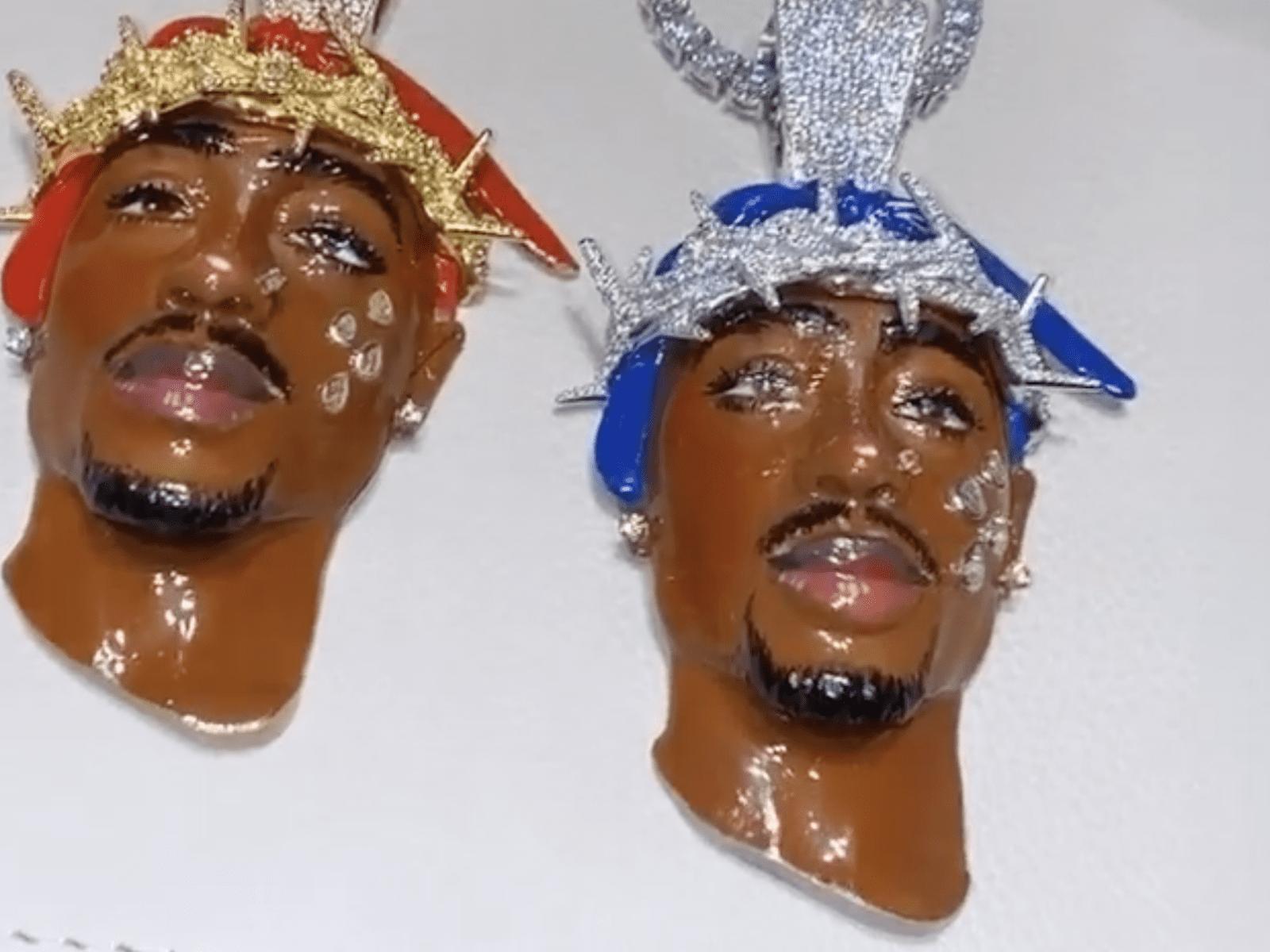 Drake Tupac Shakur Jesus Pieces