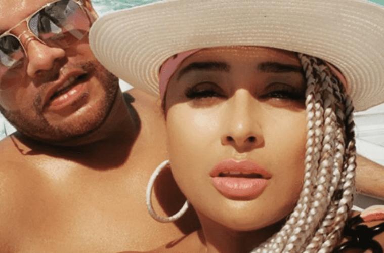 Fat Joe Lorena Cartagena Selfie Moment Pic