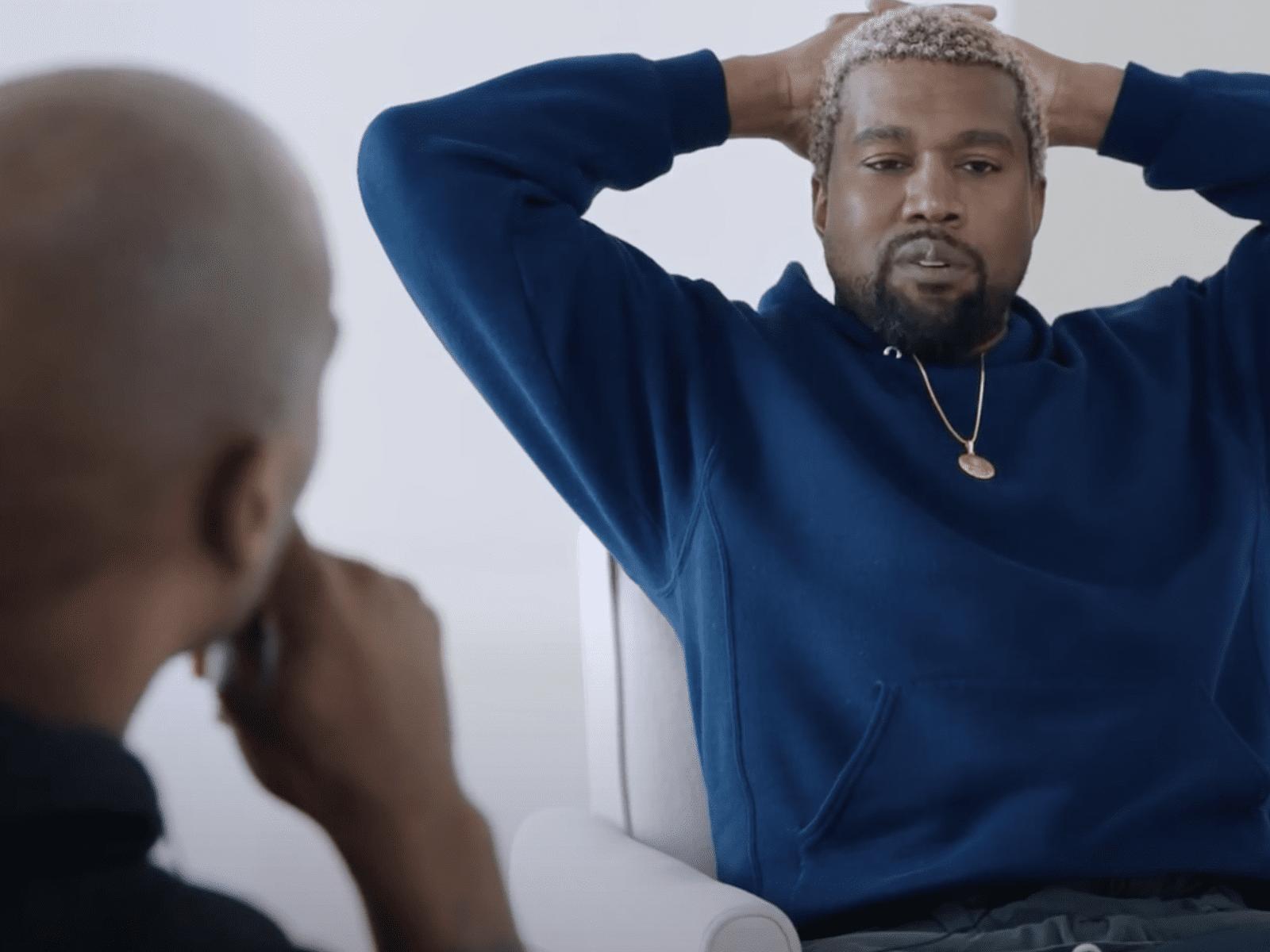 Kanye West Charlamagne Tha God