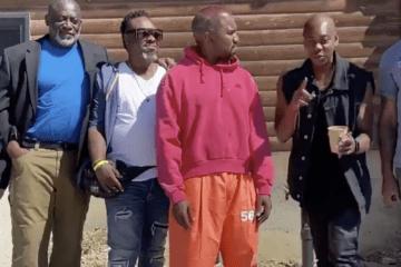 Kanye West Dave Chappelle Clip Saves