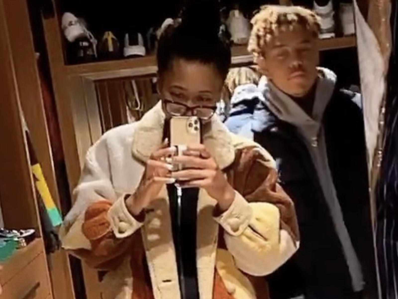 Naomi Osaka Selfie YBN Cordae