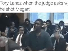 Tory Lanez Meme moment
