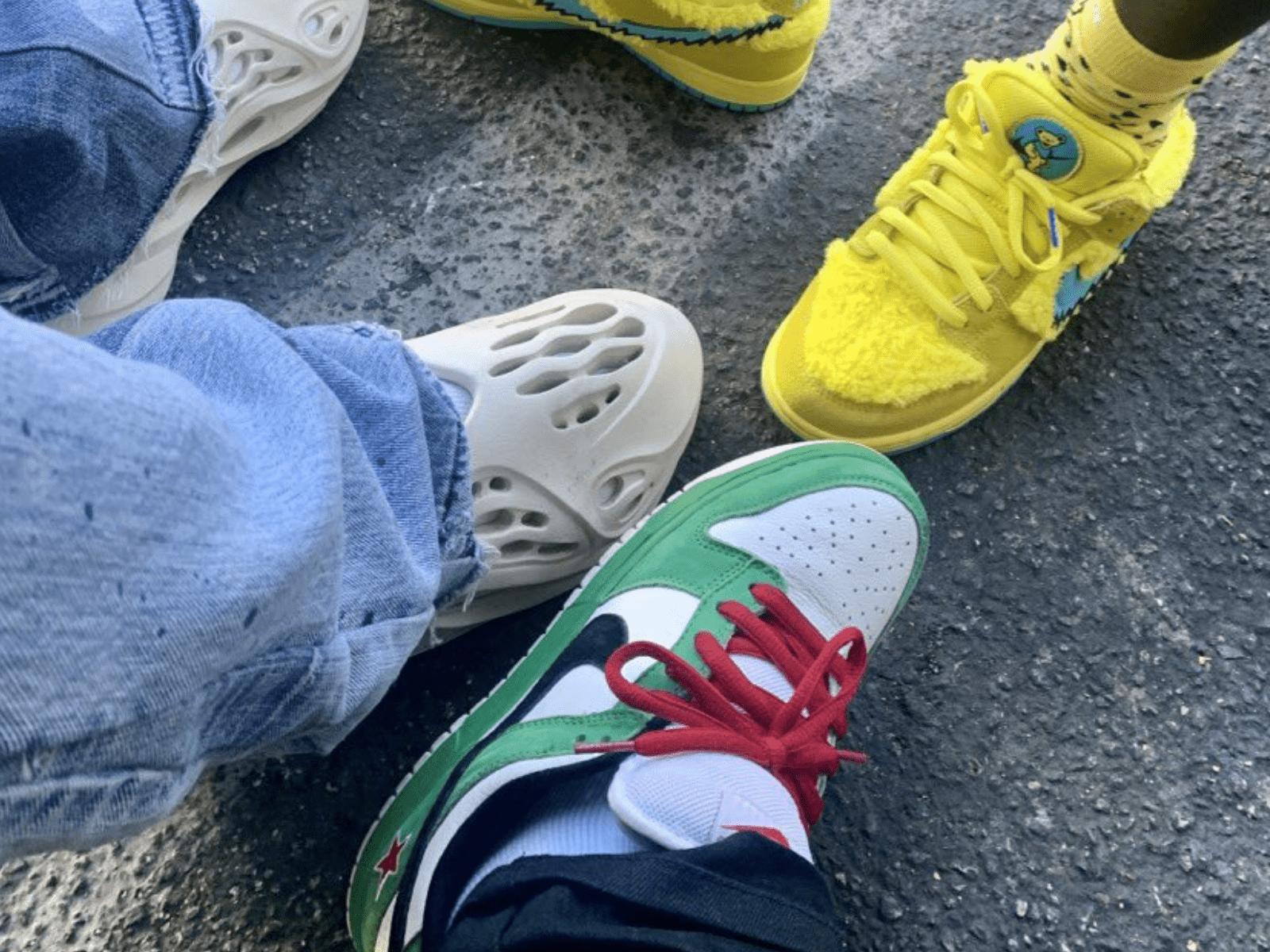 Wale Young Thug Nike Sneakers